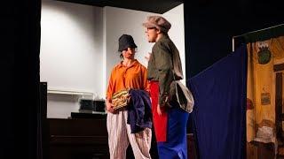 Teatrzyk Pinokio w kinie Ostrovia