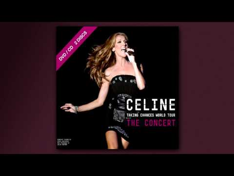 Celine Dion - Tribute To Queen Medley - We Will Rock You, The Show Must Go On