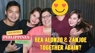 Bea Alonzo and Zanjoe SPOTTED TOGETHER AGAIN