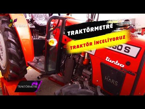 Traktörmetre Fuar Özel