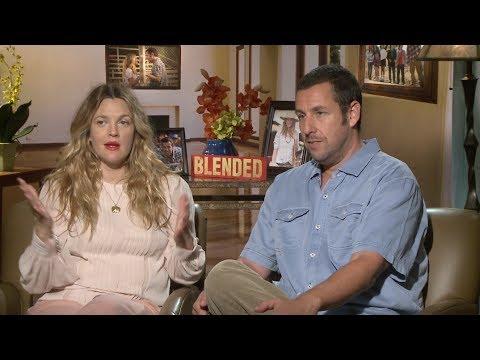 Blended - Adam Sandler and Drew Barrymore Interview - Official Warner Bros.
