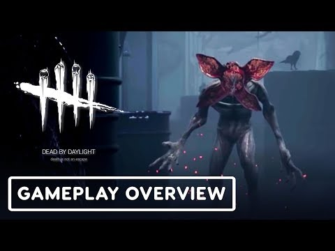 Dead by Daylight: Demogorgon (Stranger Things) Official Gameplay Overview