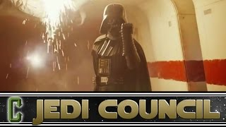 Alternate Rogue One Endings Revealed w guest Stephen Stanton - Collider Jedi Council