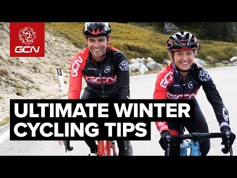 Ultimate Winter Cycling Tips - Your Most Common Questions Answered
