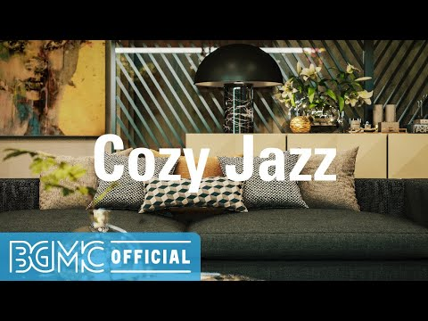 Cozy Jazz: Relax Coffee Jazz - Smooth Jazz Piano Instrumental Music for Stress Relief