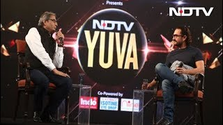 "#NDTVYuva - ""As Citizens We Should Question Our Government"": Aamir Khan To NDTV"