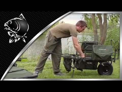 HOW TO LOAD A BARROW - NASH TACKLE FAQ'S - CARP FISHING TIPS ON NASH TV