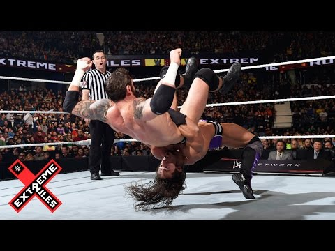Neville vs. Bad News Barrett: Extreme Rules 2015 Kickoff