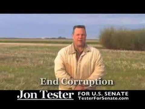 Jon Tester - Out Here