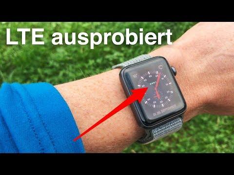 Apple Watch Series 3 GPS + Cellular: Einrichtung Deutsche Telekom & LTE Telefonie-Test
