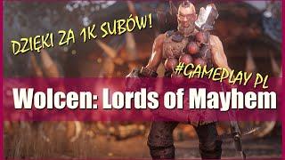 Wolcen: Lords of Mayhem - PO POLSKU! - DZIĘKI ZA 1K SUBÓW! #live - Na żywo