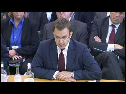 Former News of the World Editor Andy Coulson on phone hacks