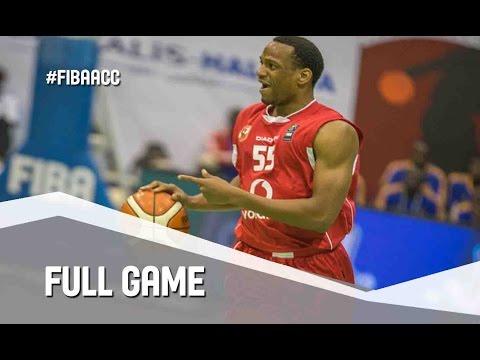 Kano Pillars (NGR) v Al Ahly (EGY) - Full Game - FIBAACC 2016