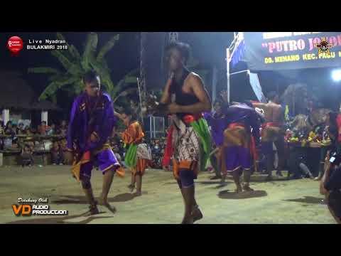 Lagu Jaranan Baper WEGAH KELANGAN Cover Voc IKA Lovers PUTRO JOYOBOYO Live Nyadran Bulakmiri 2018