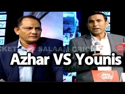 #SalaamCricket18 Asia Cup Ind vs Pak- Younis, Azhar Pick India Favs Over Pakistan I Vikrant Gupta