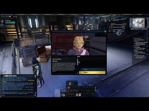 Star Trek Online - Teacher's Corner - Dilithium Mining 101