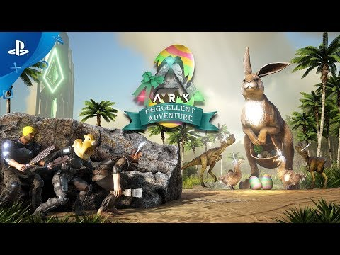 ARK: Eggcellent Adventure   PS4