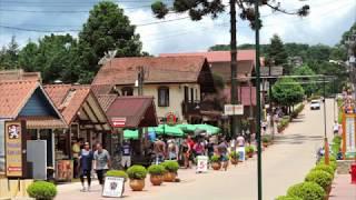 Melhores cidades para viagens românticas em Minas Gerais