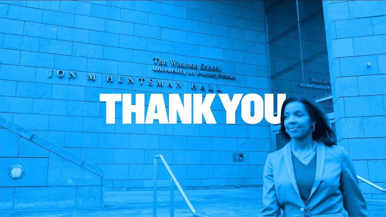 """Wharton """"More Than Ever"""" – Campaign Recap"""