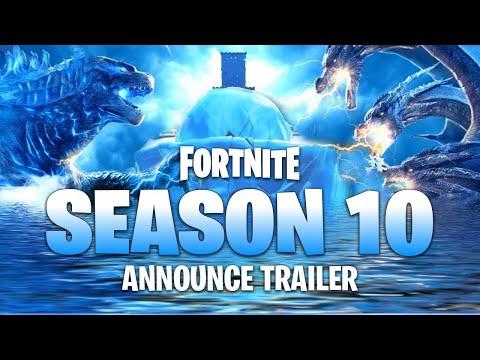 Fortnite session 10 - Godzilla - The gaming boss