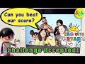 TAG WITH RYAN: Brand New (Ryan ToysReview) Game App on iPad: Gameplay #1 Our Highest Score | SGL
