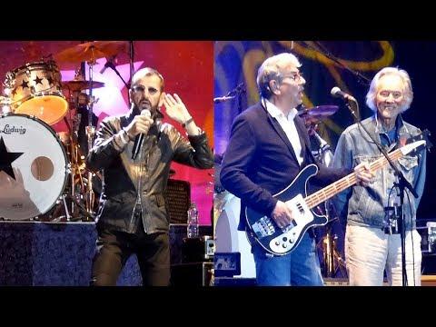 Ringo Starr & Klaus Voormann in Hamburg (2018): 'With A Little Help From My Friends'