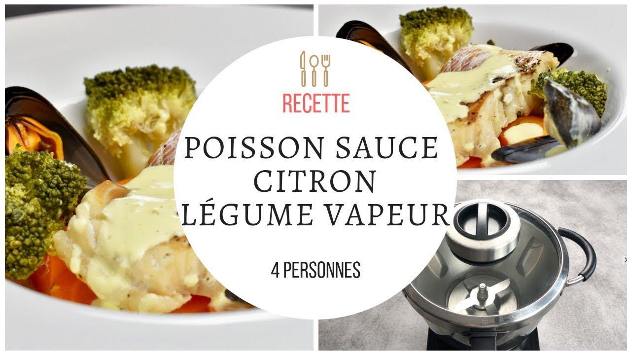 Filet de julienne carotte brocolis sauce citron recette - Cuisiner filet de julienne ...