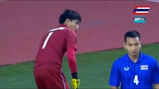 ฟุตบอลชายซีเกมส์ 2019 ไทย vs ลาว   3 ธันวาคม 2019