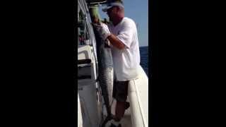 Smoker Kingfish Outta Sargent , Tx