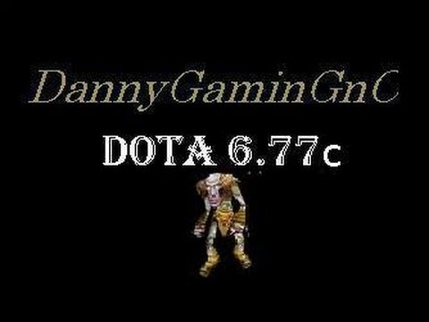 DotA 6.77c Undying (Dirge) Replay with Commentary