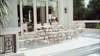 Decoration Terrasse Images Wrought Iron Outdoor Table Images Chairs Images