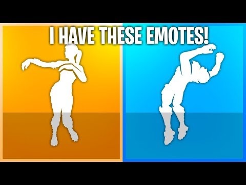 These Secret Emotes Are Coming To Fortnite Soon..!