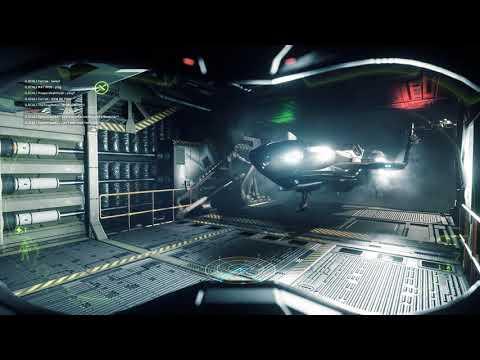 Star Citizen Multi-Crew Drake Caterpillar and Surprise citizen 10-11-2017