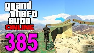Grand Theft Auto 5 Multiplayer - Part 385 - Sky Circuit (GTA Online Gameplay)