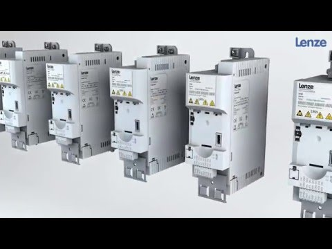Reduction to the essentials: the new Inverter i500 from Lenze