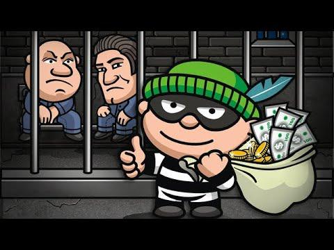 Bob The Robber Complete Walkthrough (HD) Friv