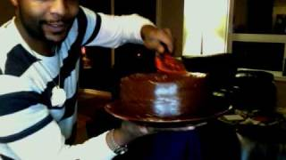 The Old Fashioned Chocolate Layer Cake By Chef Giovanni