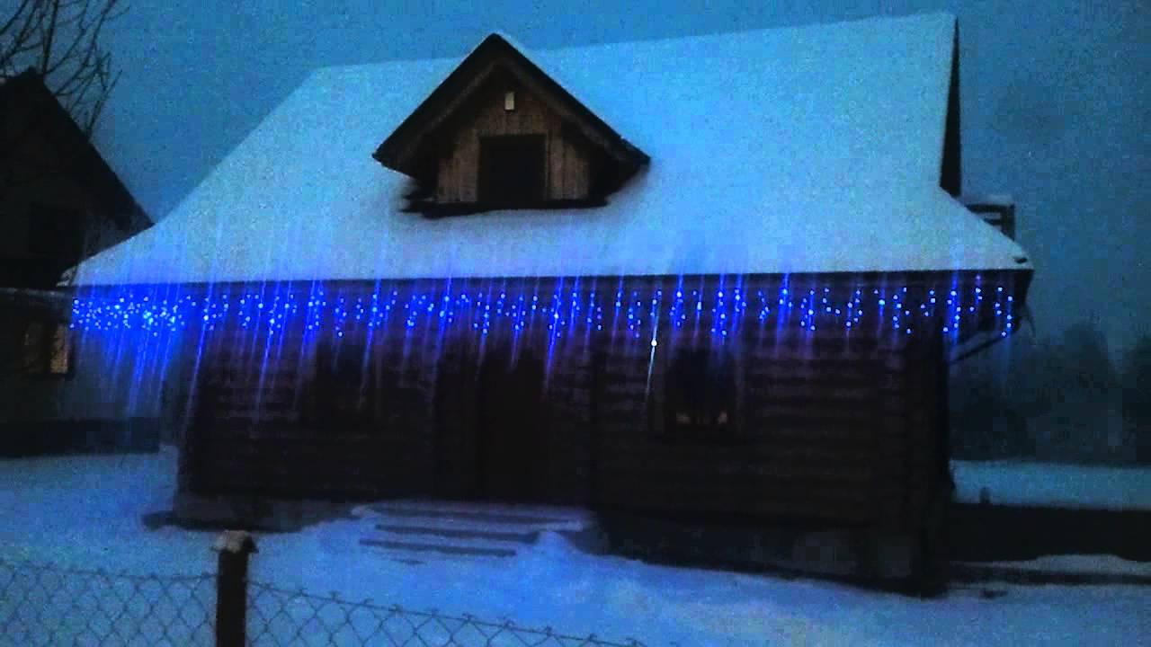 Oświetlenie świąteczne Domu 20122013