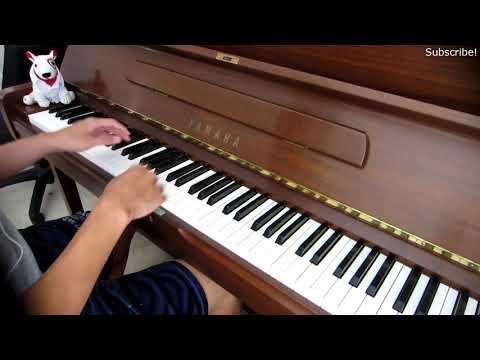 We Might Fall  Ghastly x Matthew Koma Piano