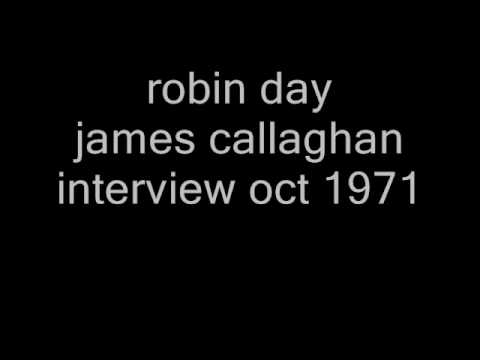 robin day james callaghan interview oct 1971