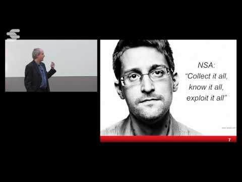 Cryptography in a post-Snowden era - Bart Preneel