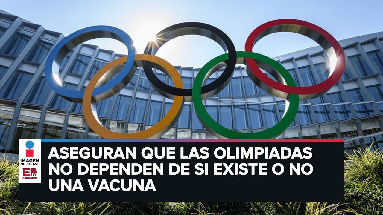 Confirman realización de los Juegos Olímpicos de Tokio