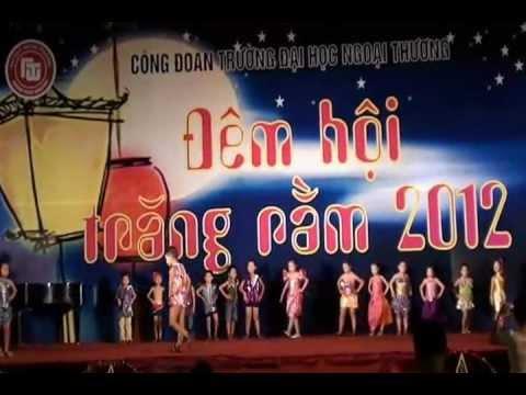 Trình diễn thời trang - Hà Chi Suka (23-9-2012) Trung thu FTU