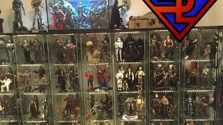 Project Display 2.0 Update #2 Hot Toys Collection On Full Display!