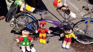 Lowrider bikes and Lowrider trike