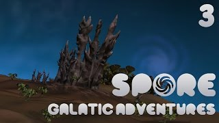 Spore! Galactic Adventures #3 - Tap-Dancing Troupe!