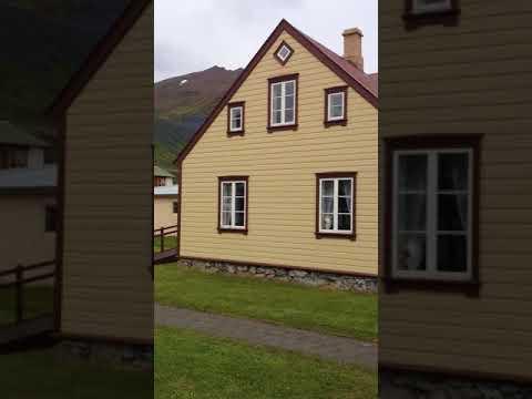 singing church in iceland 2017 in Siglufjordur