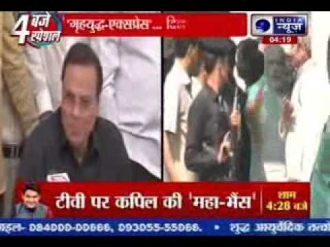 L K Advani loyalist Harin Pathak hurt over ticket denial