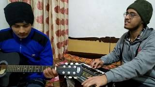 Song Ik Supna | Prabh gill | Cover by Karam and Gagan on harmonium and guitar