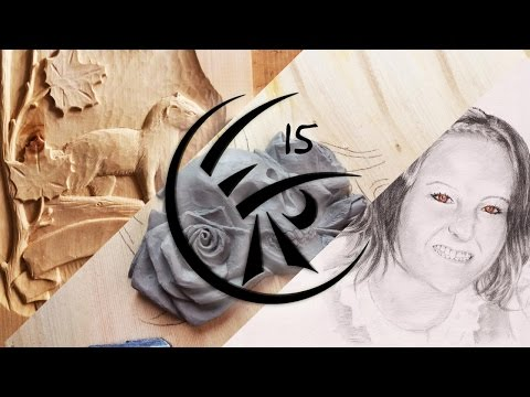 Art Channel ◄◄ Rewind | Woodcarving | Sculpting | Drawing